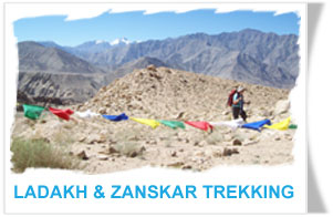 LADAKH AND ZANSKAR TREKKING